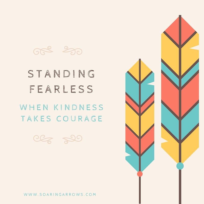Standing Fearless